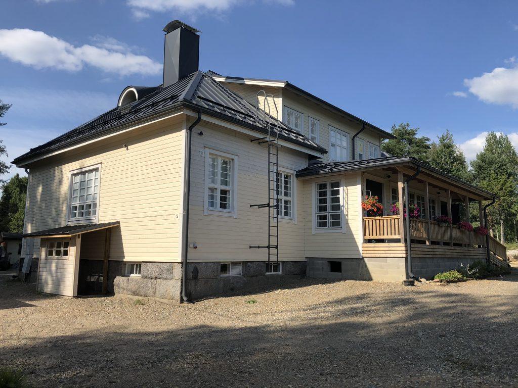 Asunto-osuuskunta Pöllökartano Pälkäne